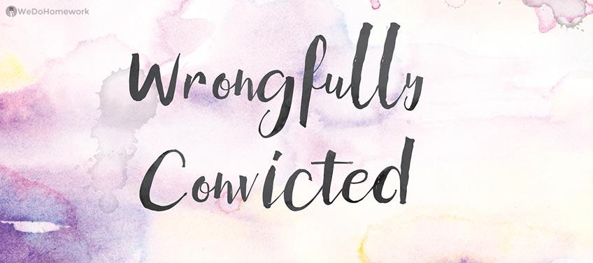 Convictions Essay